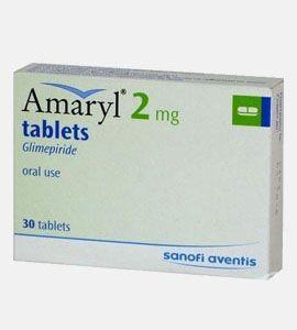 Amaryl (Glimepiride)