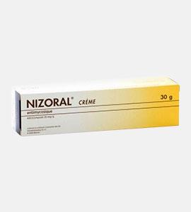 Nizoral (Ketoconazole) Cream 2%