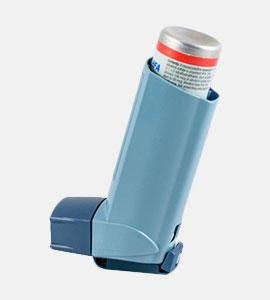 Albuterol Generic  inhaler 200 MD